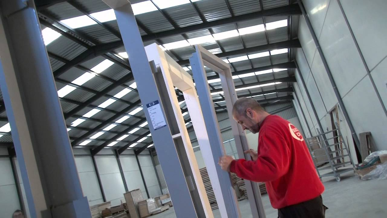 soleco steel frame type g1 youtube