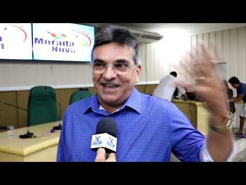 Morada Nova: Mâncio Lima, secretário de finanças