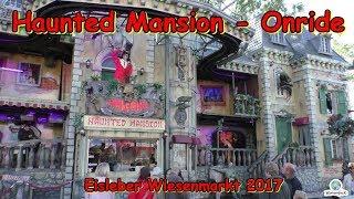 Haunted Mansion (Hinzen - NL) - Onride - Eisleber Wiesenmarkt 2017