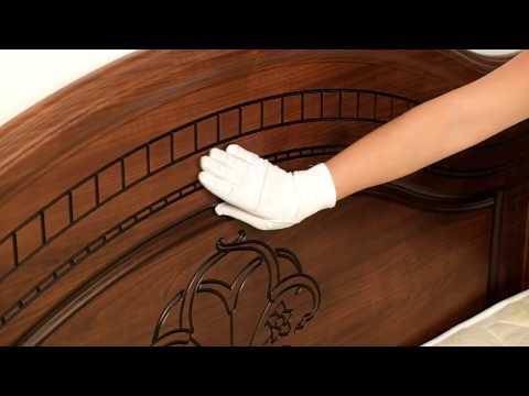 ВидеоОбзор EuroMebel: Спальный гарнитур Милано, Украина