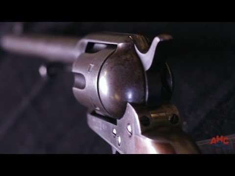 Colt Single Action Army Revolver |  Top Guns of the Wild West