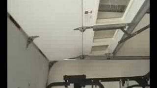 Breaking into a Garage - Garage Door Locks - As Seen on Shark Tank