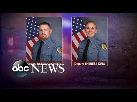 Two Kansas sheriffs killed while transporting inmates