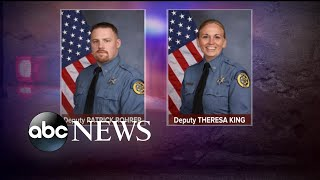 Two Kansas sheriffs killed while transporting inmates