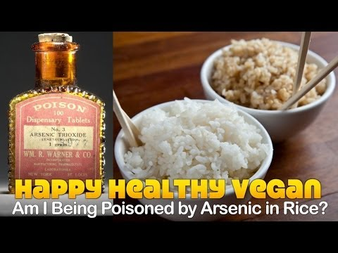 Am I Being Poisoned By Arsenic In Rice?