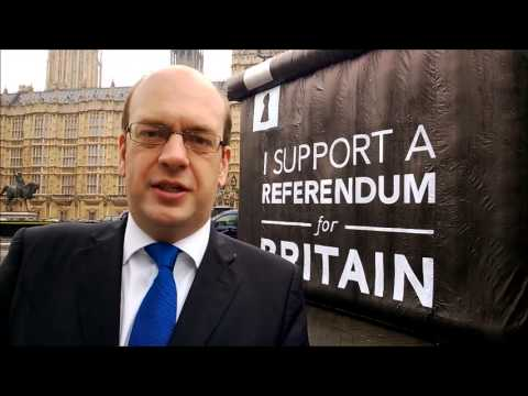Mark Reckless MP: A Referendum for Rochester and Strood