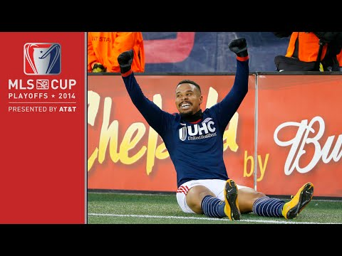 All Goals Scored Reel | 2014 MLS Cup Playoffs presented by AT&T