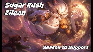 League of Legends: Sugar Rush Zilean Support Gameplay