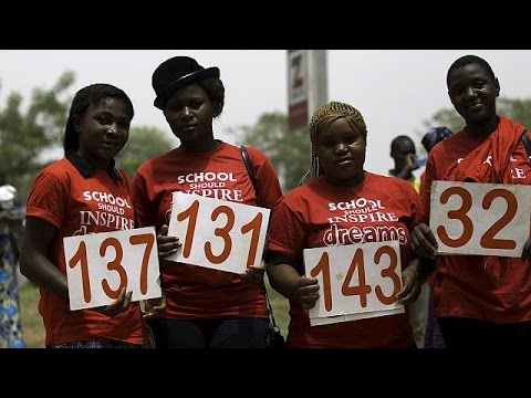 One year on: Nigeria remembers schoolgirls kidnapped by Boko Haram