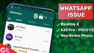 Redmi K20 Pro is Poco F2, Whatsapp Security Issue, OnePlus 7 Launch   GT Hindi