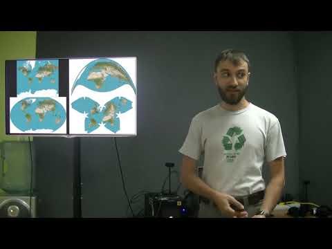ГИС на пальцах (основы геоинформационных систем для программистов)