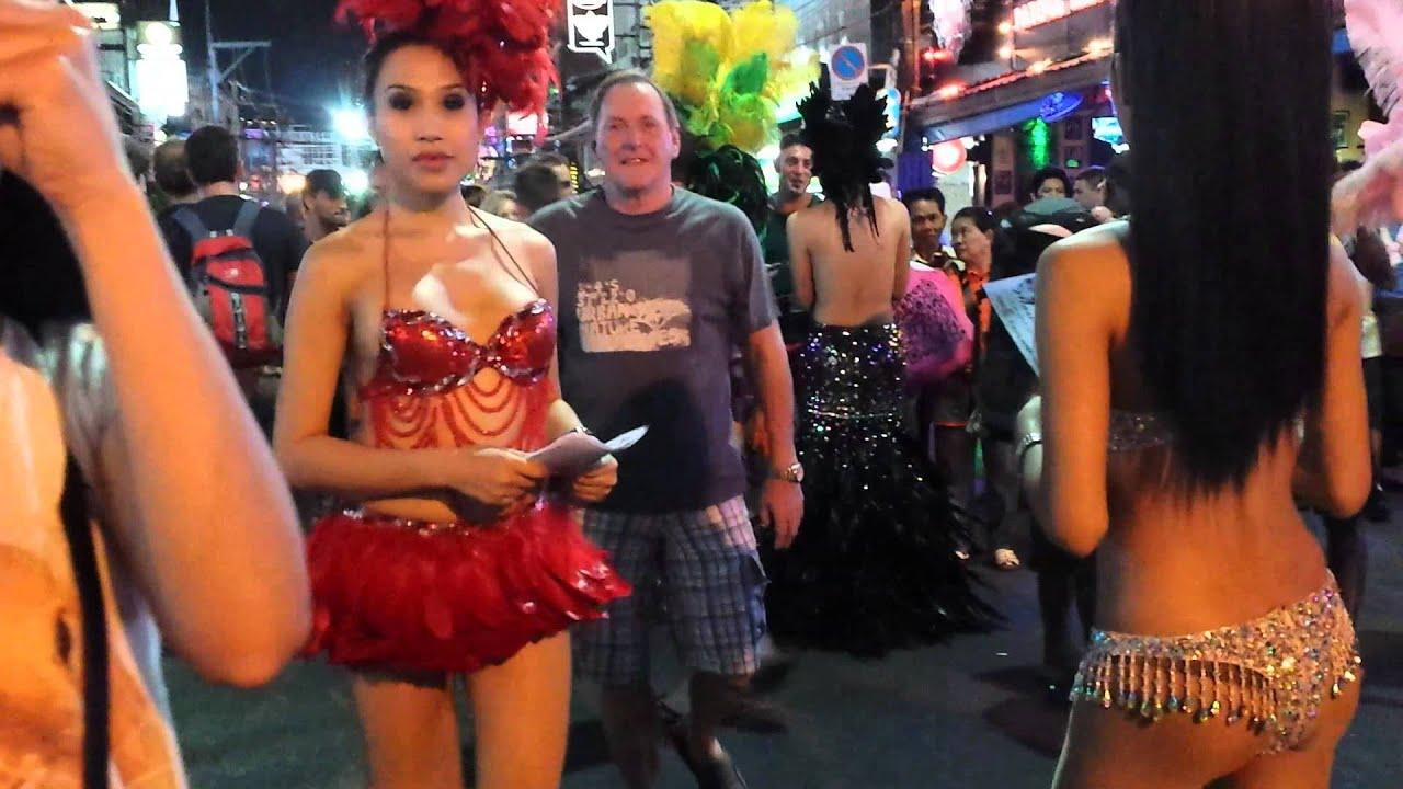 Ледибой в тайланде видео