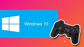 Como conectar control de PS3 a la PC (FÁCIL) - Windows 10