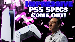 Digital Foundry Fully Leaks Incredible PS5 Specs And Performance Info! Sony Outclassed Microsoft!