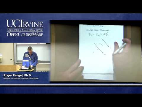 Engineering MAE 130A. Intro to Fluid Mechanics. Lecture 04.
