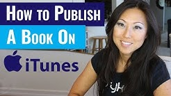 How to upload a book to the iTunes store