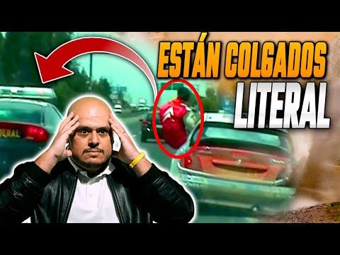 Reaccionando al ACCIDENTE de OGIER y LOEB en 3 RUEDAS por MEXICO