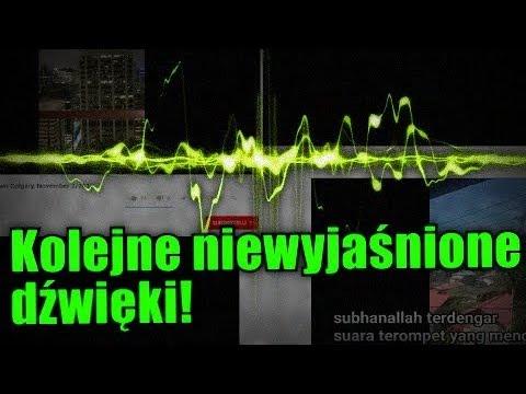 Dziwne dźwięki powróciły! Były słyszalne w Kanadzie i w Indonezji