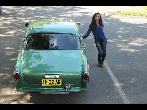 🇸🇪Portland Road Trip Volvo Amazon 122s - IPD Garage Sale 2014 - Build Off Episode 22