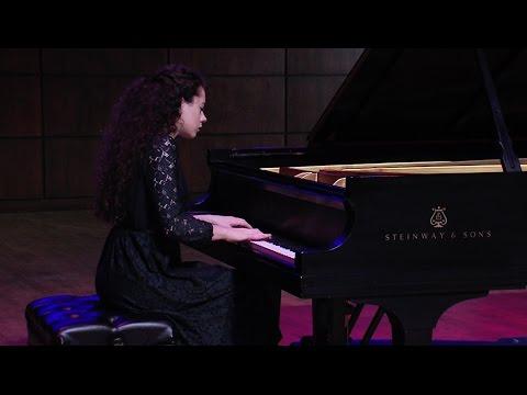 Graduating UAB senior Aleksandra Kasman picks The Juilliard School
