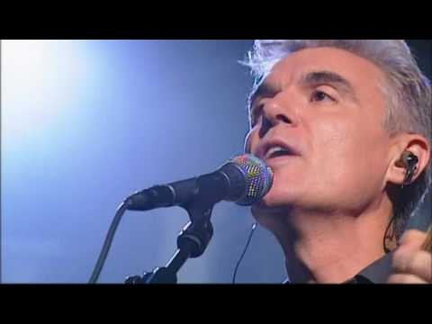 David Byrne Live  Union Chapel