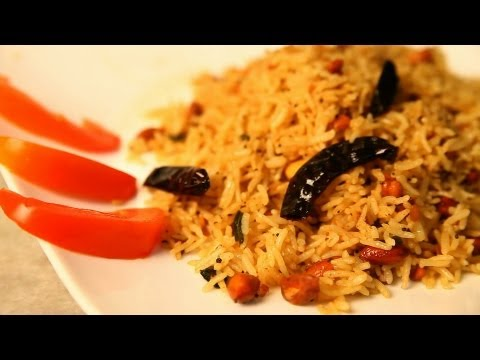 Pullihora Rice (Traditional South Indian Rice) By Shweta