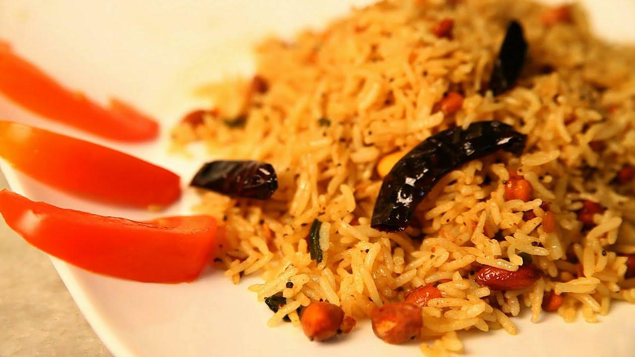 Pullihora Rice (Traditional South Indian Rice) By Shweta ...