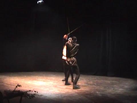 Morte di Macbeth --- Atto V