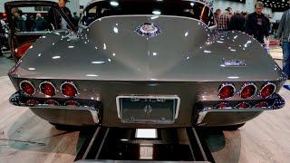 """""""Split Ray"""" '66 Custom Corvette"""