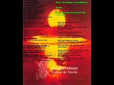 Dawn - Ride The Wings Of Pestilence