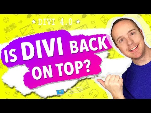 Divi Theme Builder Tutorial - What Is New In Divi 4