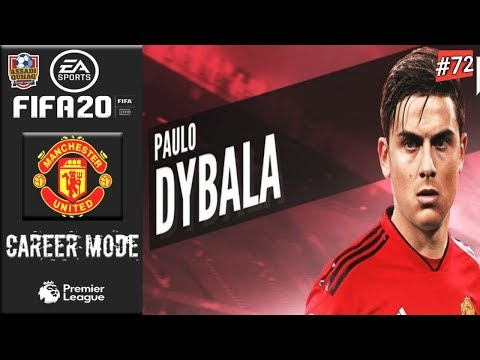 Paulo Dybala Cedera Lagi - FIFA 20 Indonesia Manchester United Career Mode #72 - 동영상