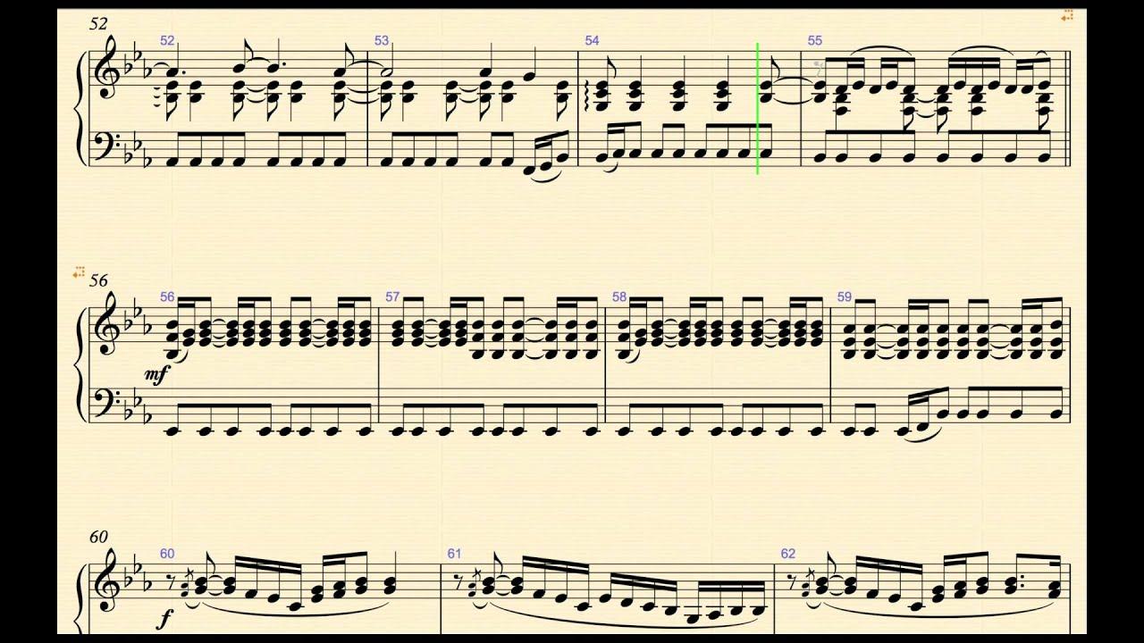 Piano I Want Crazy Hunter Hayes Sheet Music Chords And