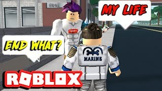 MY FRIEND WANTS ME TO KILL HIM (ROBLOX ROBLOXIAN HIGHSCHOOL) ROLEPLAY