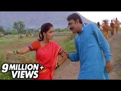 Rani Majhya Malyamandi - Superhit Marathi Song - Tula Shikwin Chaanglach Dhada - Makarand Annaspure