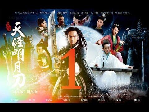 Ma Đao Nhất Nguyệt 2015 Tập 1        Phim Võ Thuật Kiếm Hiệp 2015 Tập 1