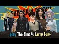 Suddenly Ducks! play The Sims 4: Larry Funt (7) Part 8