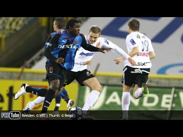 2009-2010 - Jupiler Pro League - 28. Club Brugge - KSV Roeselare 1-0