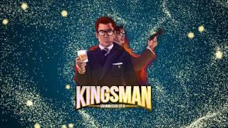 Kingsman 2016 - Solguden & Mannen