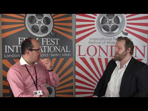 #127 LONDON INTERNATIONAL FILMMAKER FESTIVAL - UNSOLICITED MATERIAL MOVIE BY ED SURNAME (2016)