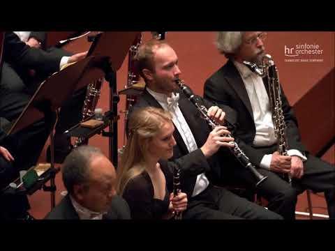 Hindemith - Kammermusik Nr. 4. Orozco-Estrada, Zimmermann. Frankfurt Radio Symphony