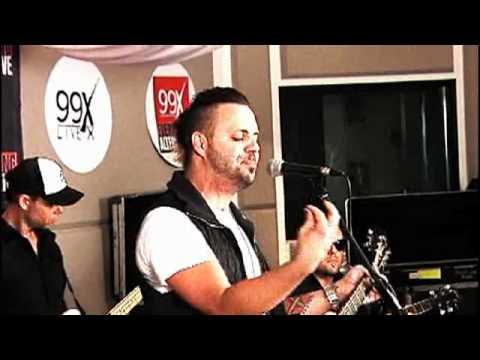 """99X - Live X - Blue October - """"Say It"""""""