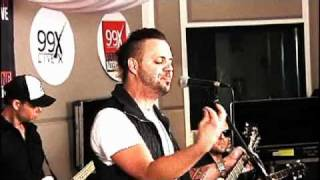 "99X - Live X - Blue October - ""Say It"""
