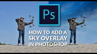 How To Add Sky Overlays in Photoshop + Free Overlays!