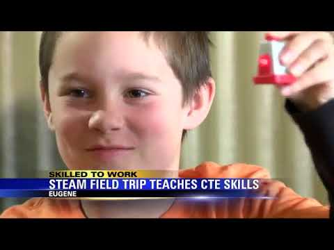 Oregon Connections Academy students explore CTE opportunities