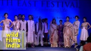 Top models of north-east India lined up at North east festival