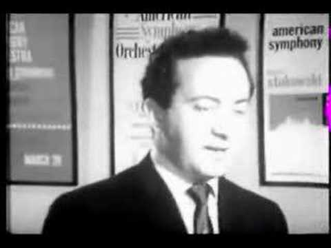 Jose Serebrier Discusses Ives' Symphony No.4