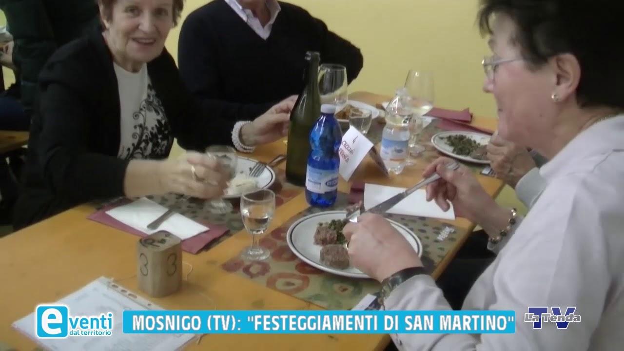 EVENTI - Mosnigo - Festeggiamenti di San Martino