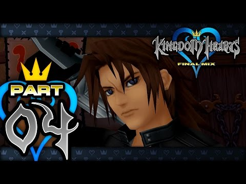 Kingdom Hearts Final Mix - Part 4 - Traverse Town