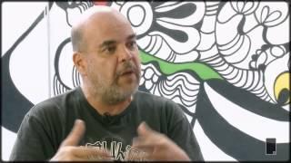 Arte Urbana: Rui Amaral conta a história do grafite no Brasil